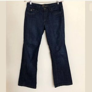 Kut From The Kloth Jeans SZ 6 Stretch Wide Leg